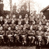 Members of Chipstead's 19th Platoon of the Home Guard, 1943